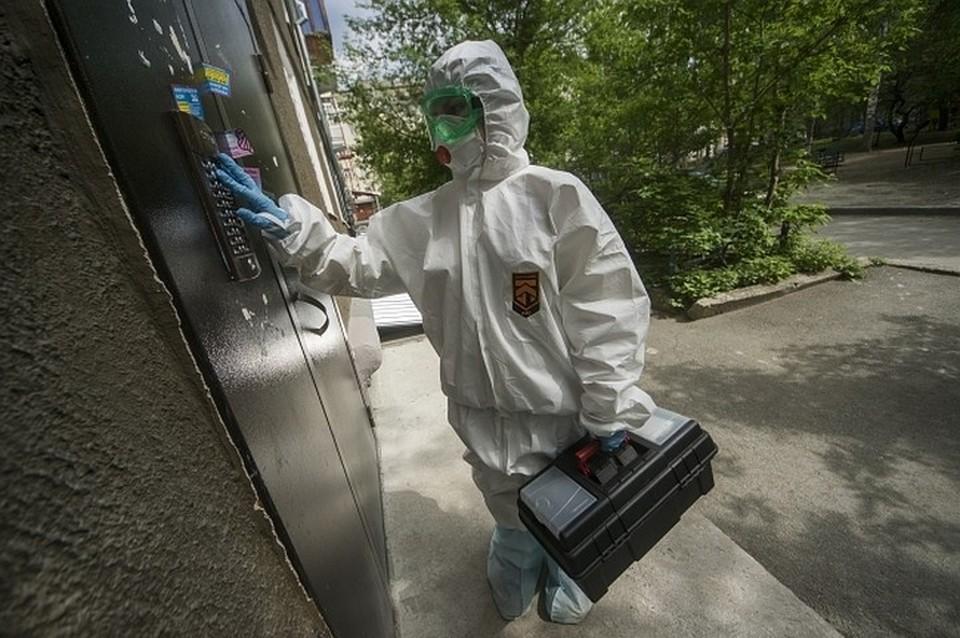 В Севастополе зафиксировали рекордное количество заболевших коронавирусом