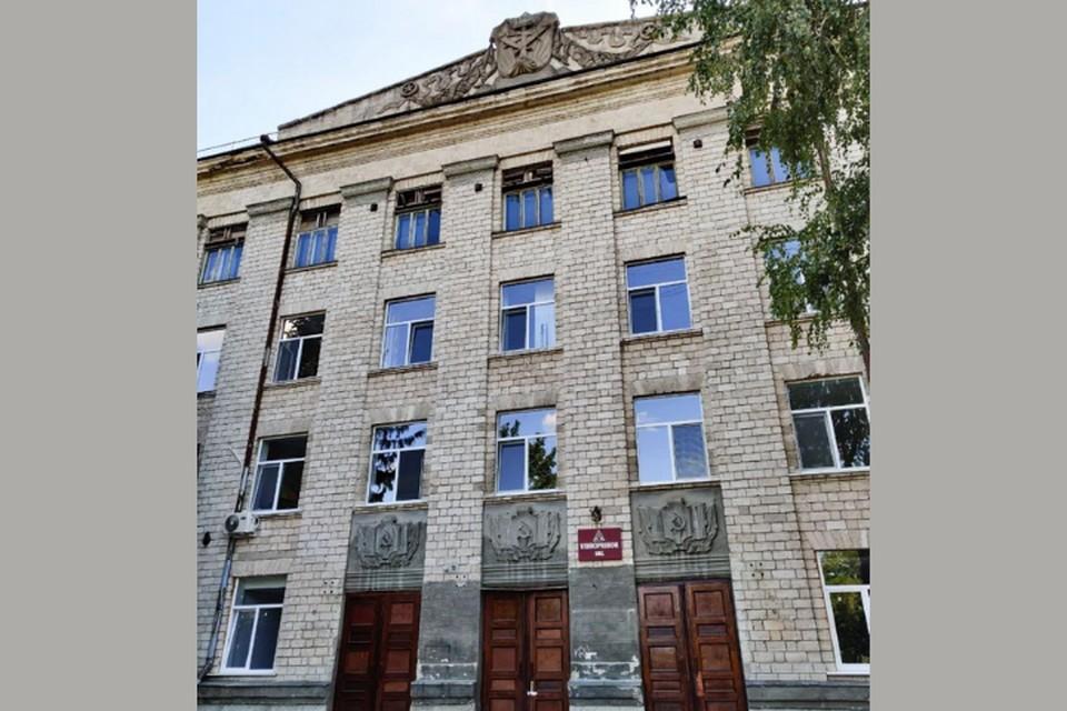 """Виброприбор"" на проспекте Гагарина. Фото vibropribor.md"