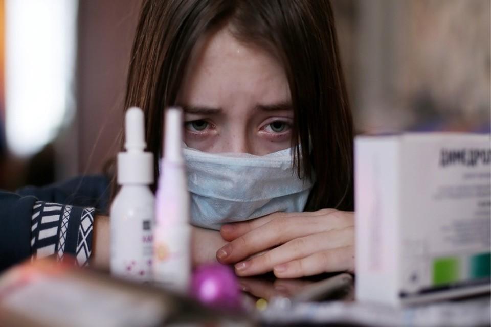 Большинство граждан болеют ковидом дома.