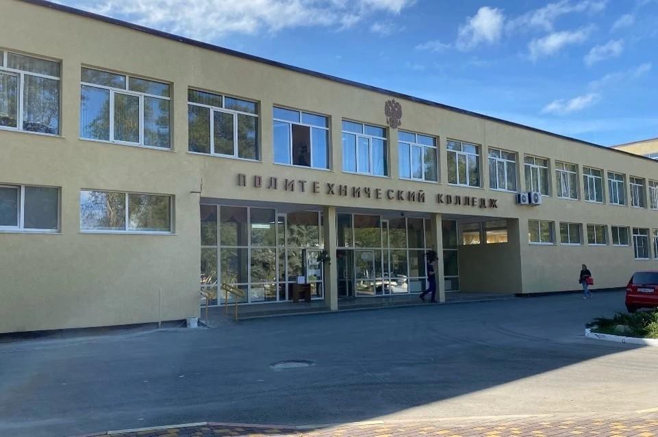 Керченский политех за последние два года капитально отремонтирован