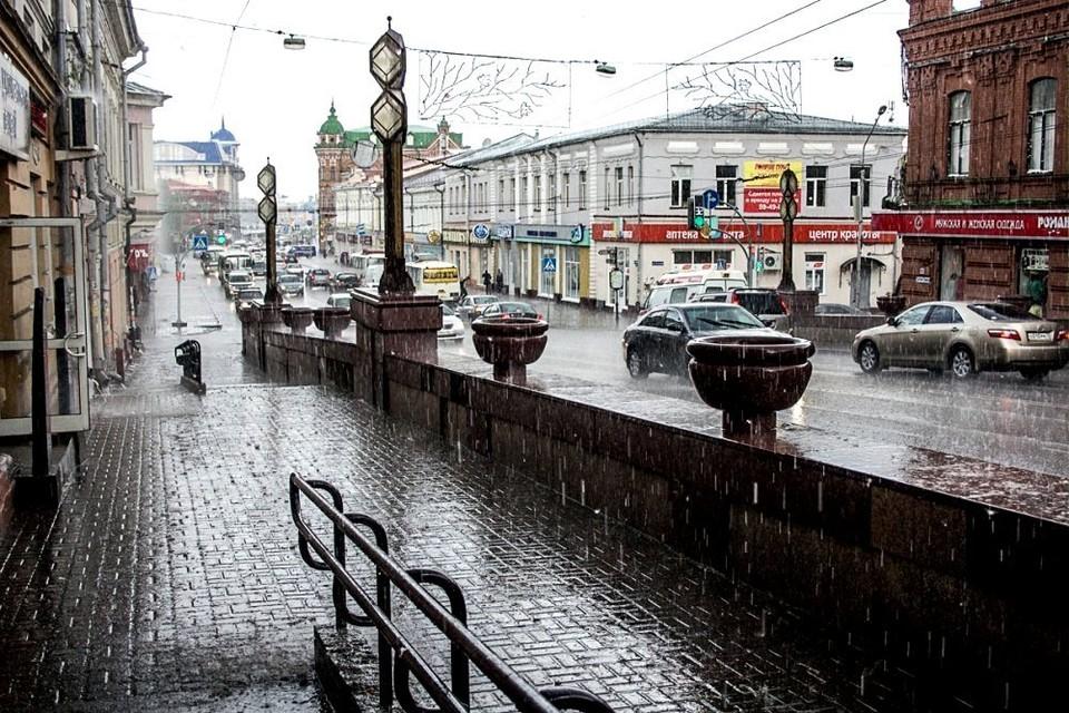 Синоптики и сотрудники МЧС ожидают ухудшения погодных условий в Томской области