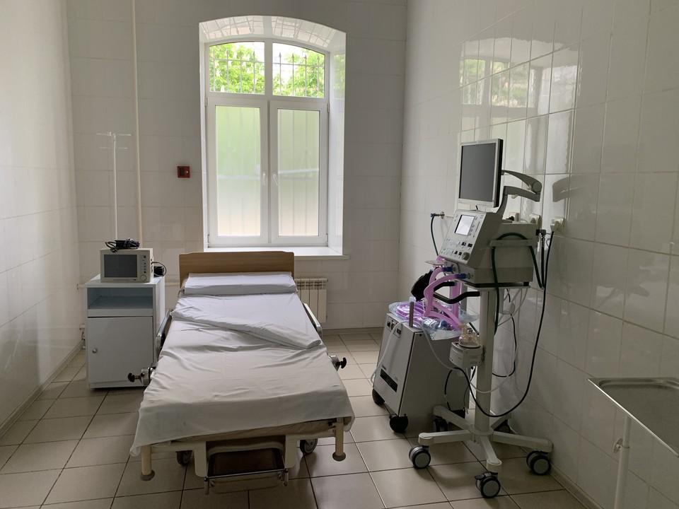В Саратове коронавирус убил мужчину за шесть дней