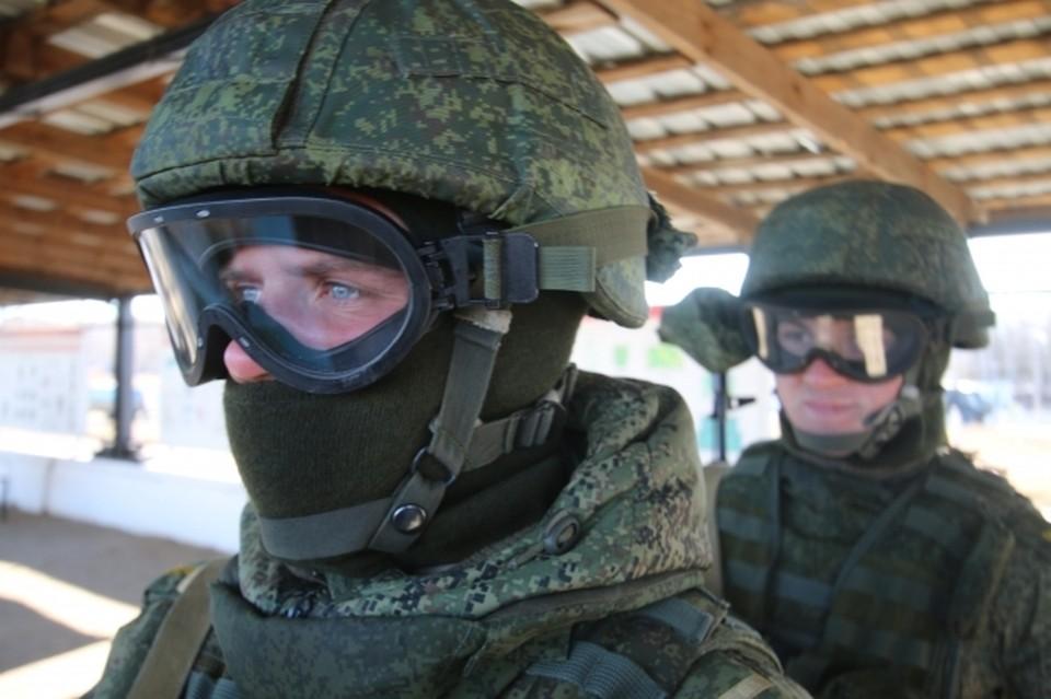 В Абхазию отправили крымских военных на помощь в борьбе с COVID-19.