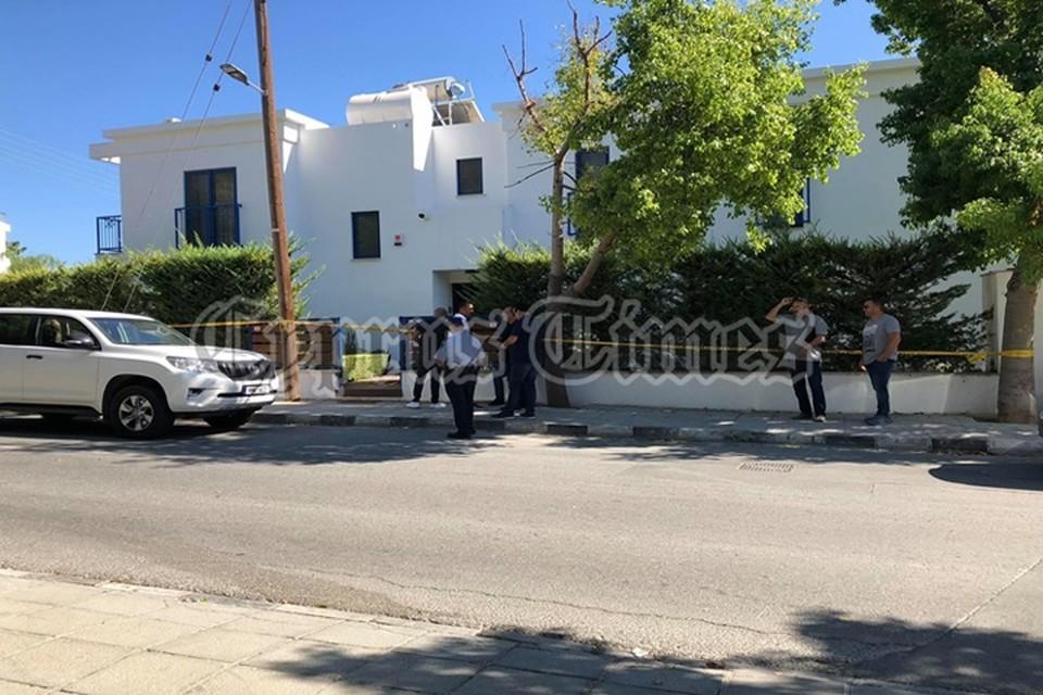 Тело 36-летнией белоруски Ирины Гурской нашли в жилом доме в Лимассоле – это на Кипре.