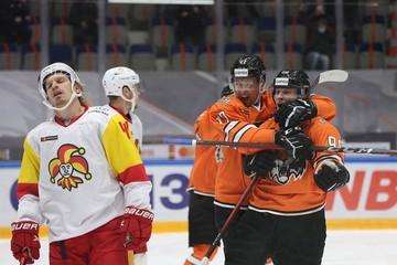Шутки в сторону: хабаровский «Амур» переиграл финский «Йокерит» со счетом 4:1