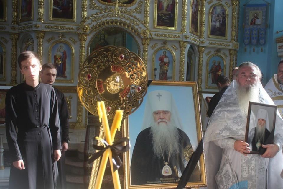 Митрополит Иоанникий умер на 83 году жизни. Фото: lug-info.com