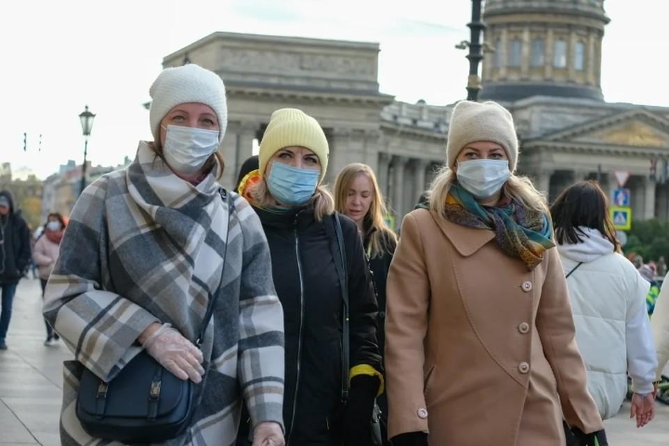 """""""Комсомолка"""" собрала последние новости о коронавирусе в Санкт-Петербурге на 20 октября 2020 года."""