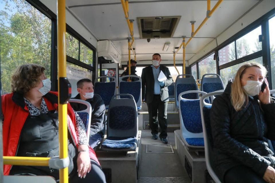 Если маска надета неправильно, пассажира могут попросить покинуть салон