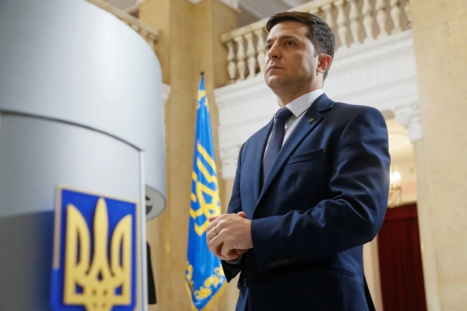 Зеленский заявил, что ответственные за «сдачу Крыма без боя» должны понести наказание