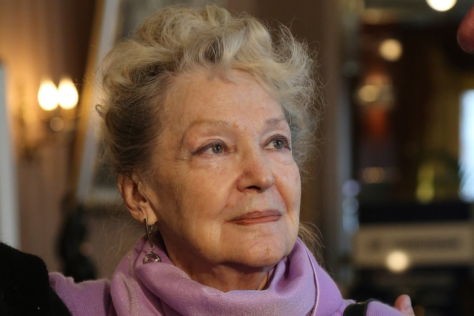 Вдова режиссера скончалась 20 октября 2020 года