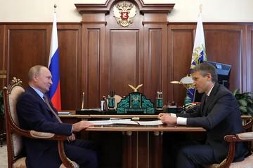 Путину рассказали о немецких рекордах в российском молоке