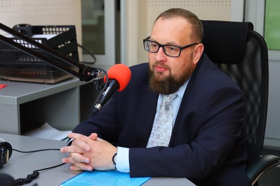 Главврач РКПБ и внештатаный специалист Минздрава Юрий Каменщиков
