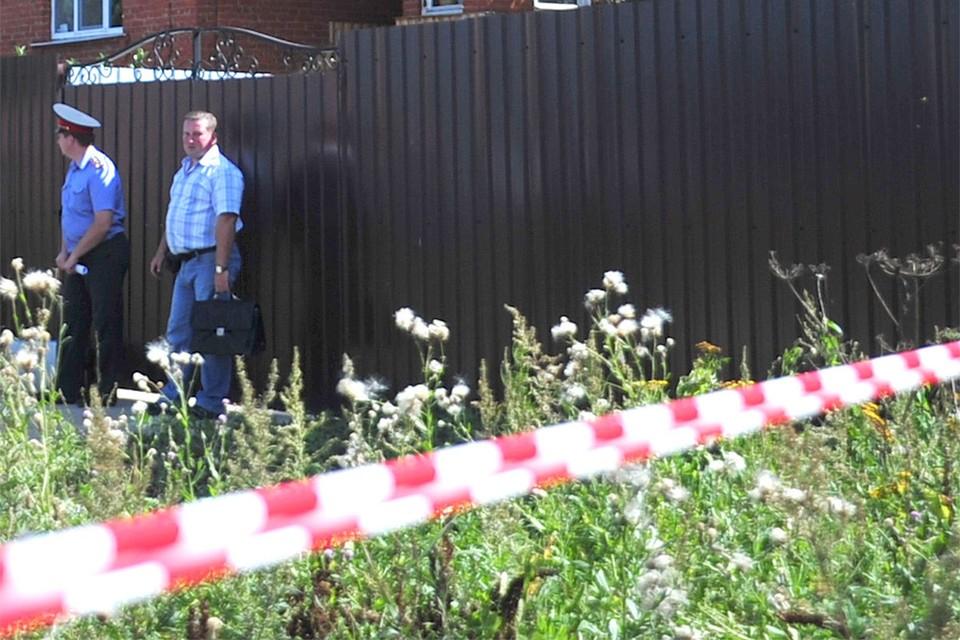 В Подмосковье полицейские разбираются в новой схеме захвата земли