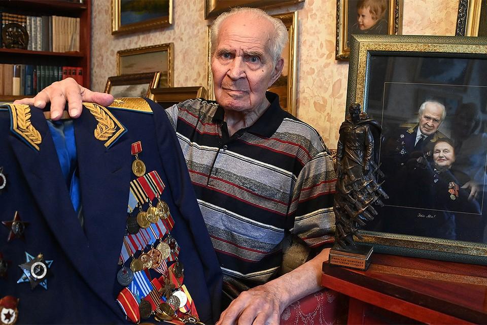 Генерал-майор авиации Алексей Рапота в августе 2020 г.