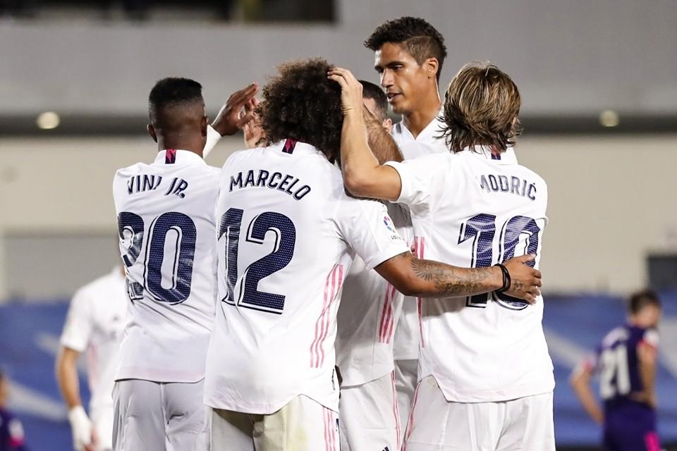 У «Шахтера» не сыграют 9 футболистов, зато у «Реала» все в строю, кроме Азара и Рамоса. Фото: twitter.com/realmadriden.