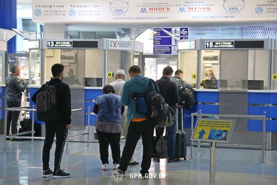 Кто может въезжать в Беларусь без самоизоляции. Фото: Госпогранкомитет