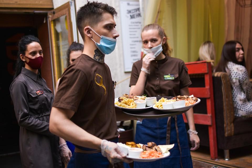 В Новосибирске ограничили работу ресторанов, баров и ночных клубов