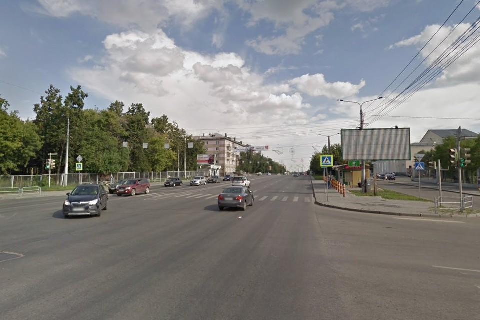 Перекресток улиц Доватора и Шаумяна знаменит жуткими ДТП. Фото: Google Maps