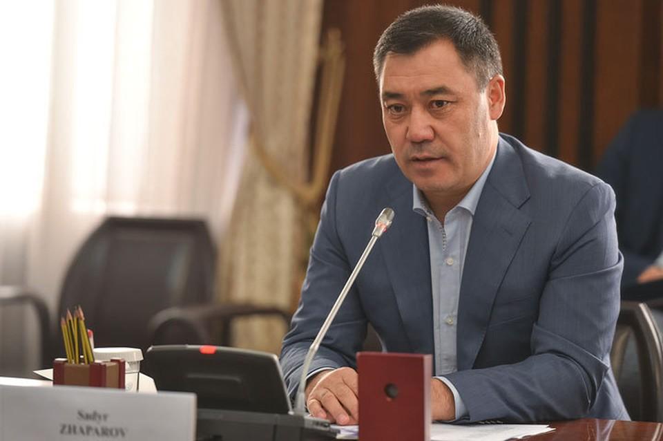 Жапаров подписал закон, отодвигающий сроки проведения парламентских выборов.