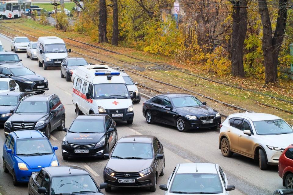 ЧП произошло на улице Воронежской.