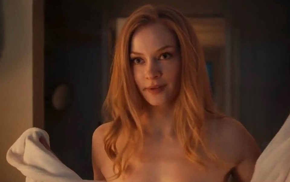 Актриса Светлана Ходченкова. Кадр из фильма