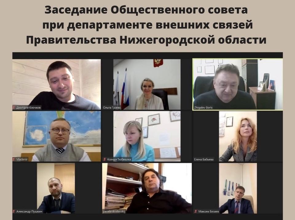 На приглашение присоединиться к торжествам уже откликнулись 10 зарубежных партнеров Нижегородской области
