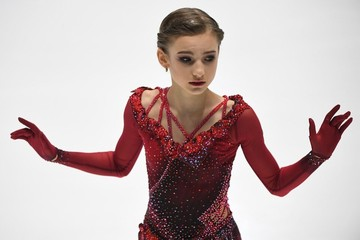 Дарья Усачева лидирует после короткой программы на Кубке России в Сочи – Щербакова и Туктамышева в тройке