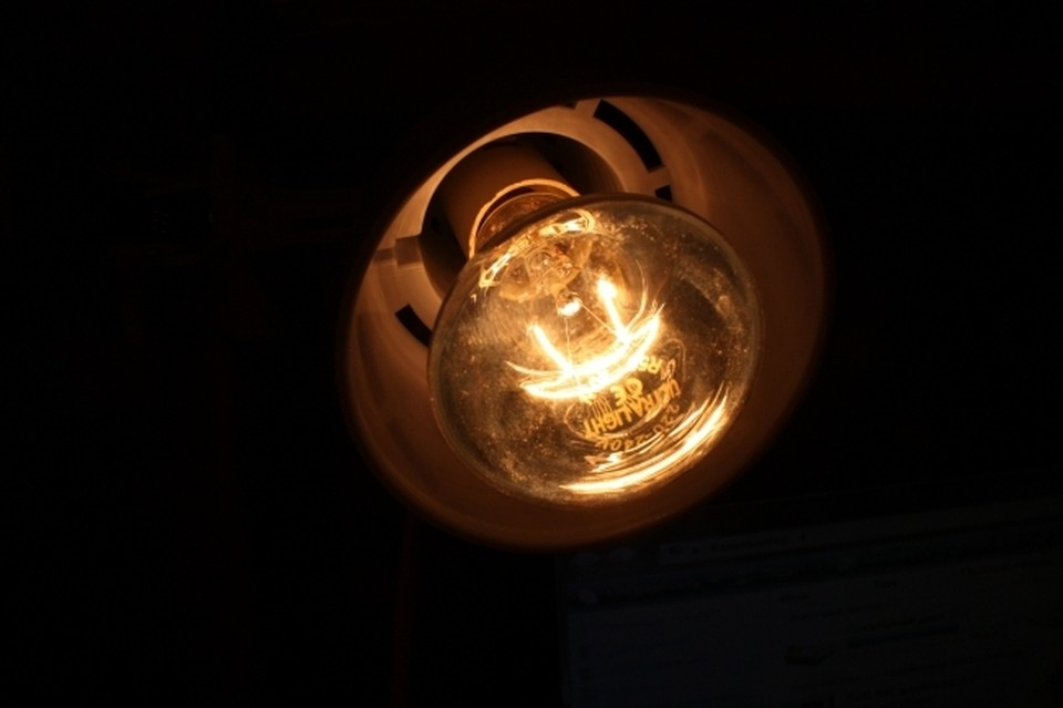 Электроэнергию отключат ненадолго.