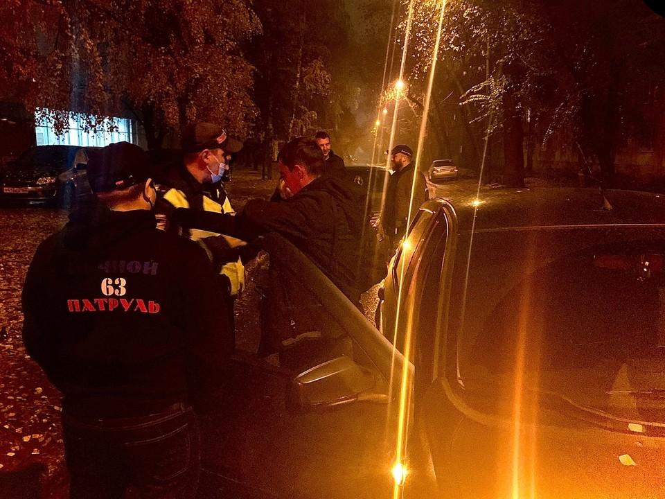 """Беспрецедентный случай за всю историю """"Ночного патруля"""" Фото: Ночной патруль"""