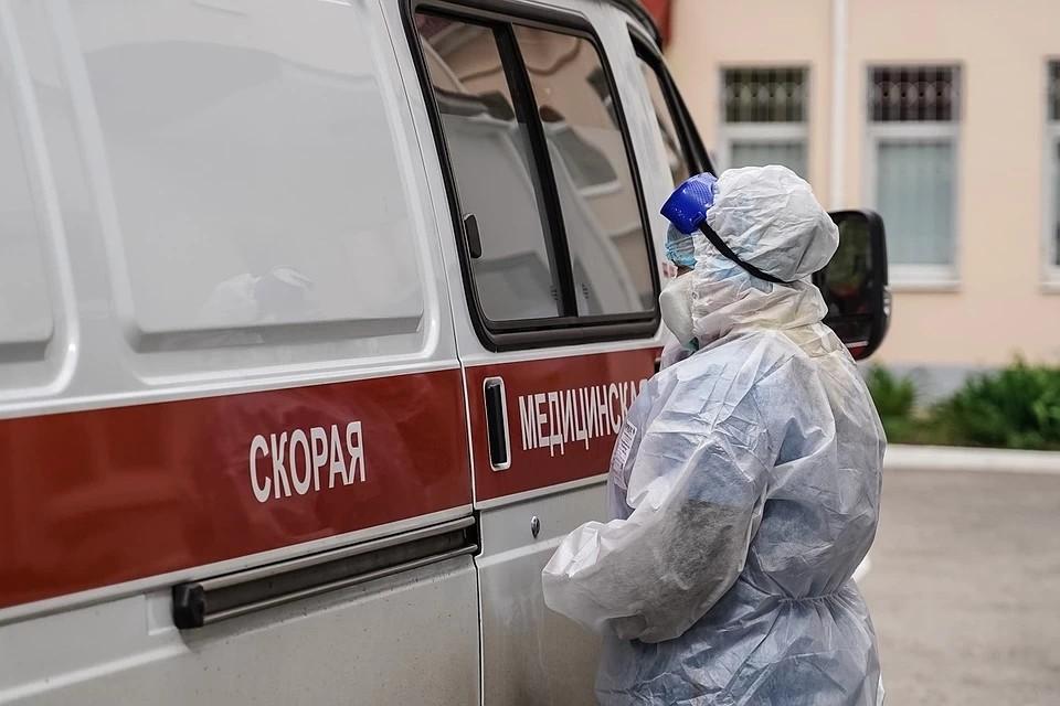 Общее число инфицированных COVID-19 в Пермском крае достигло 12 579 человек.