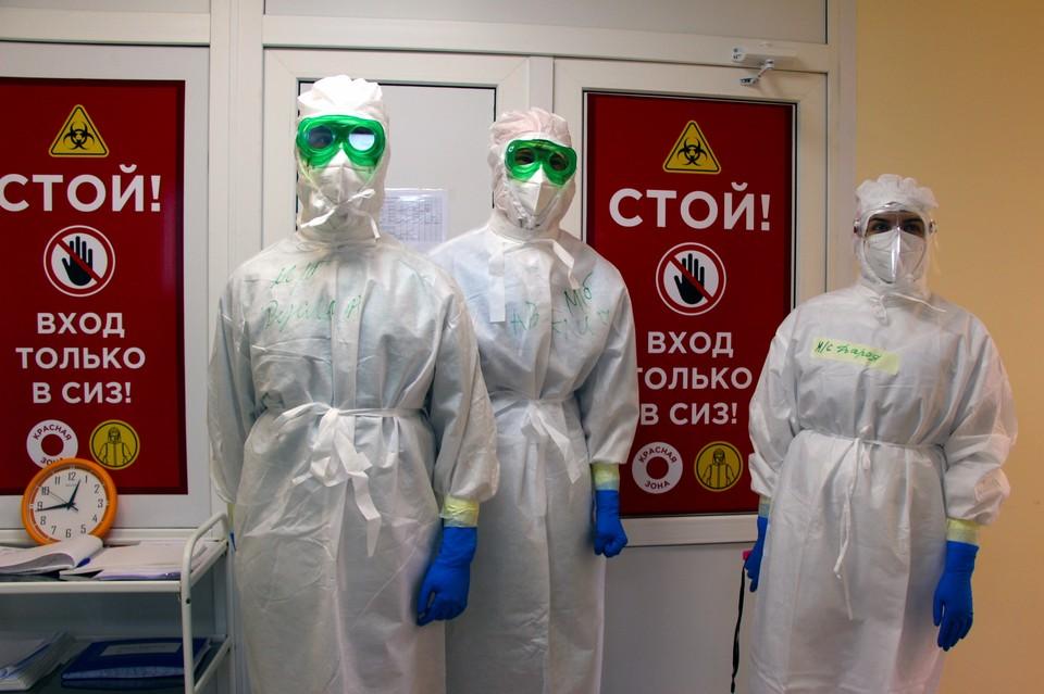 С начала эпидемии в Приморье зафиксировано 14432 человека инфицированных вирусом