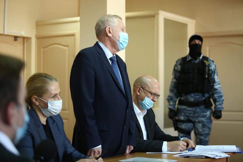В суде Тефтелев заявил, что сильно раскаивается
