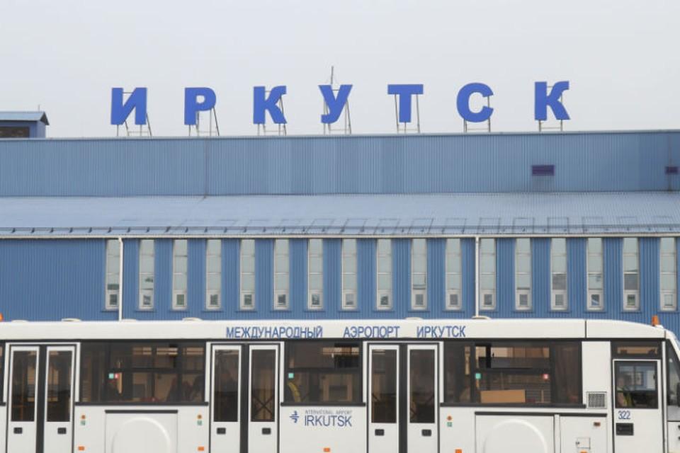Пассажиропоток иркутского аэропорта снизился на 42,8%