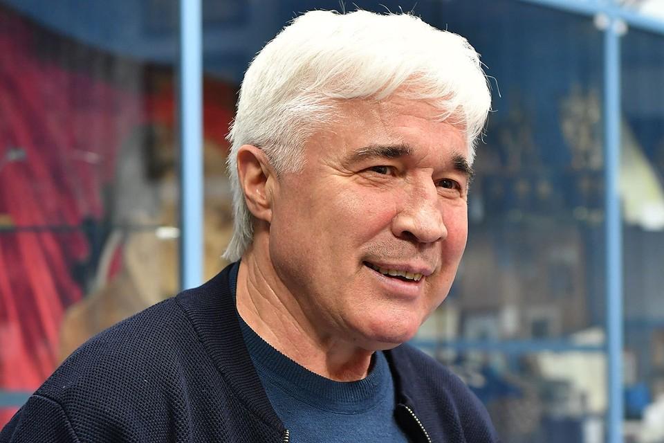 Евгений Ловчев в редакции `Комсомольской правды`.