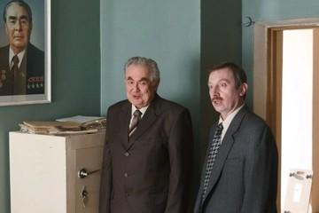 Рик и Морти по-советски: Юрий Стоянов и Евгений Михеев в комедии «Гости из прошлого»