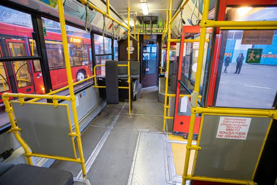Автобус проработает до лета 2021 года