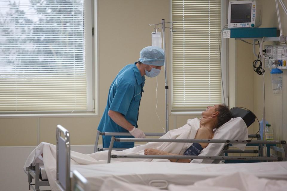 В Москве за сутки умерли 75 пациентов с COVID-19