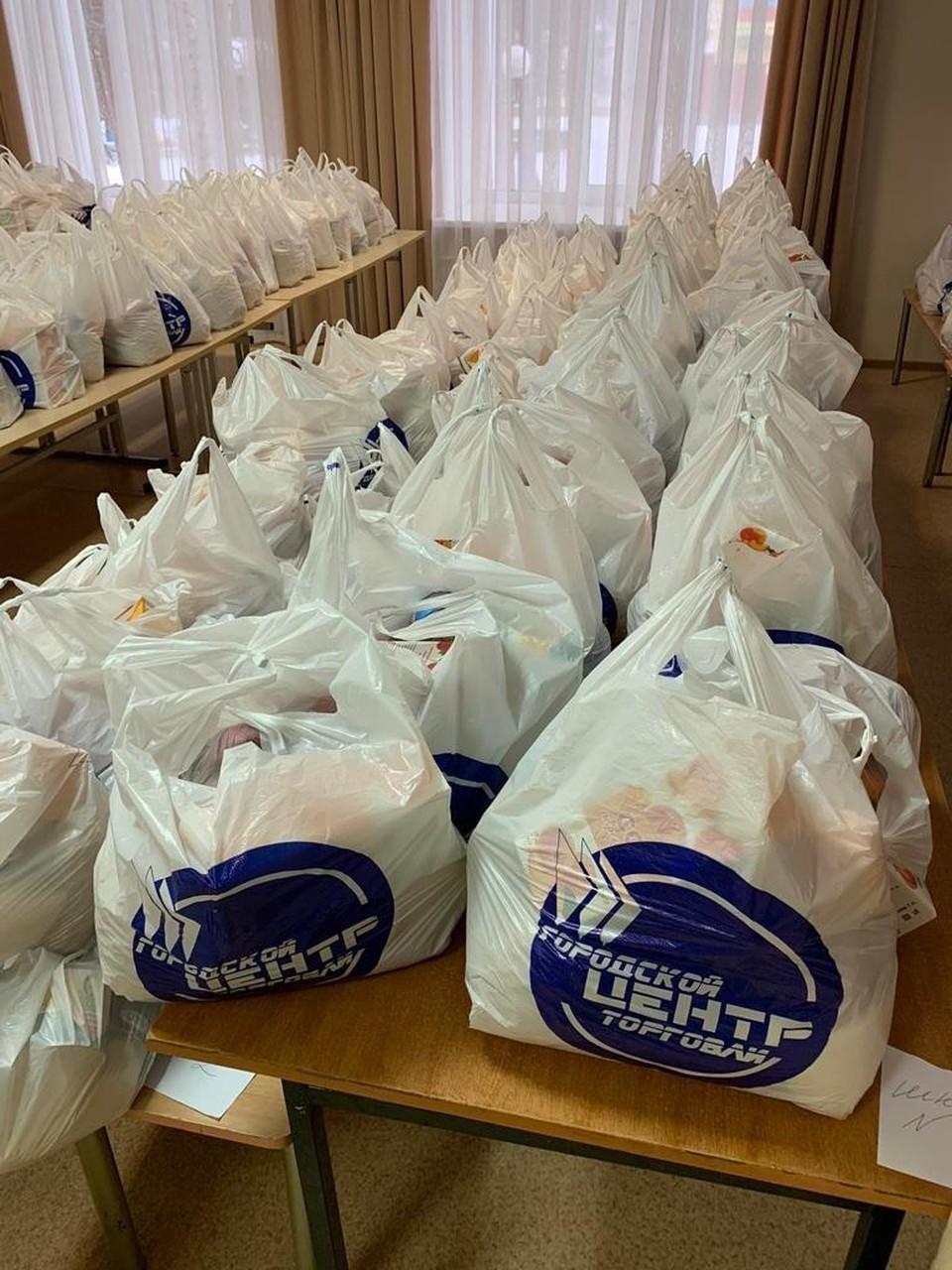 Школьники Белоярского района получат свежие продукты Фото: Администрация Белоярского район