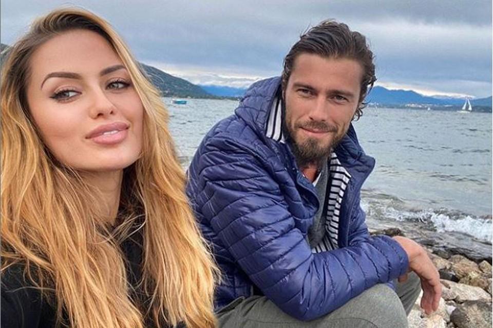 Месяц назад Боня отдохнула с Маратом Сафиным в Италии. Фото: Инстаграм.