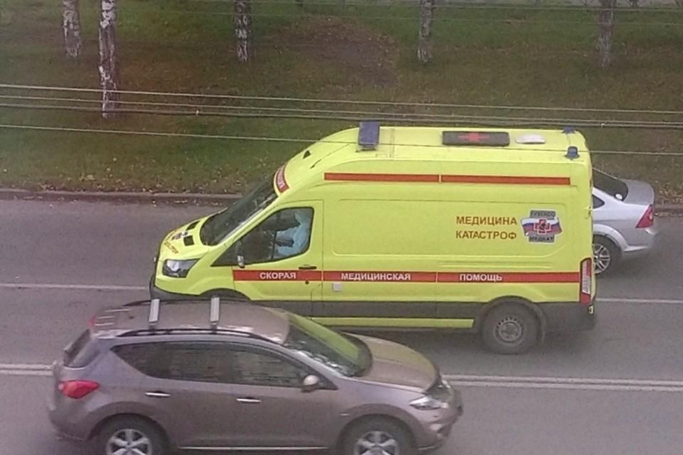 Два человека пострадали из-за выброса пара на кузбасской ГРЭС
