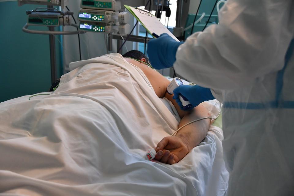 В донском регионе ежедневно сотни человек заражаются коронавирусом