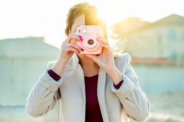 Лучшие фотоаппараты мгновенной печати 2020