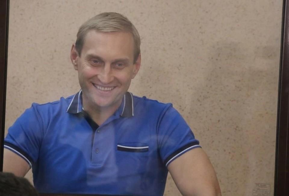 Андрея Филонова задержали сотрудники ФСБ еще 3 апреля прошлого года
