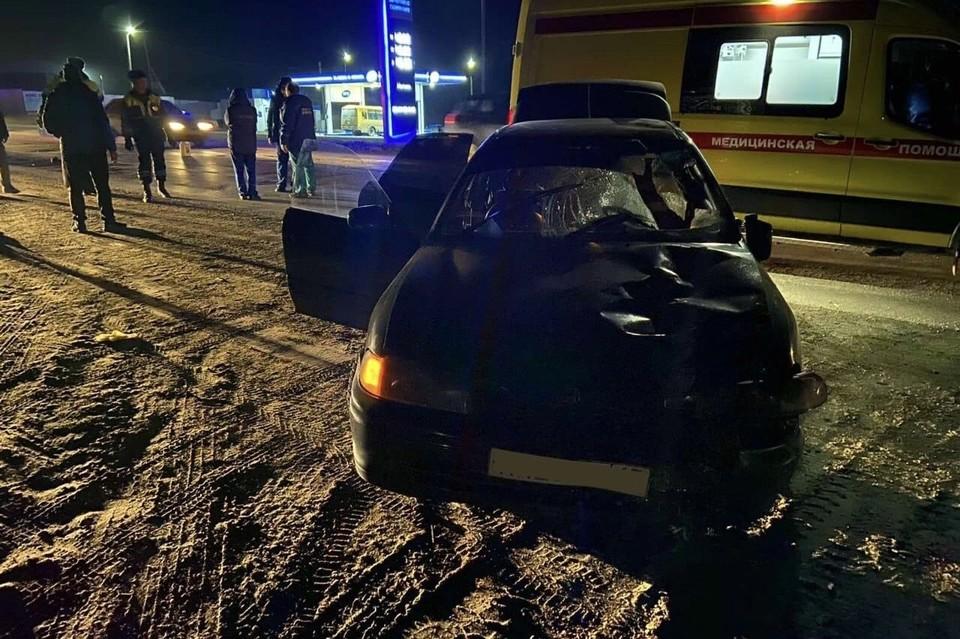 В Миассе молодой человек сбил 65-летнего мужчину. Фото: пресс-служба ГИБДД Челябинской области