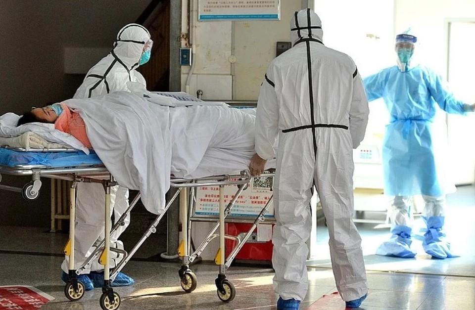 Бельгия из-за переполненных больниц отправляет больных коронавирусом в Германию