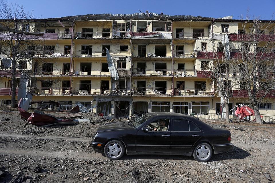 Военный конфликт в Карабахе вогнал Армению в тупи