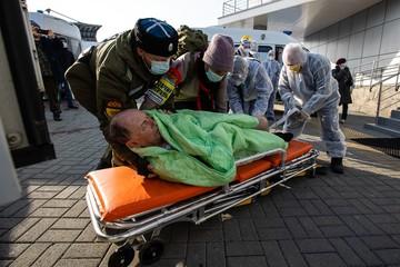 Что творилось после взрыва в больнице Челябинска: фоторепортаж с места ЧП