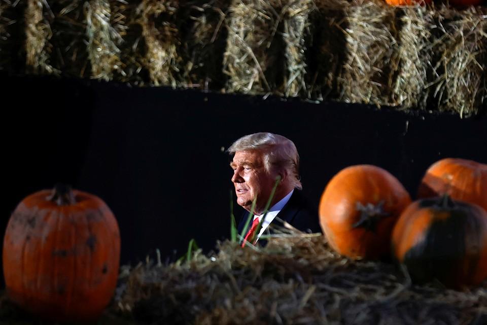 Шансы действующего президента США на выборах продолжают уменьшаться