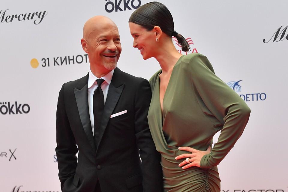 Тандем актрисы и режиссера оказался удачным не только в личном плане, но и на профессиональном поприще