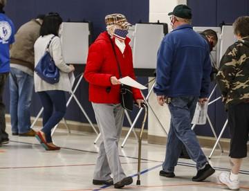 Кто лидирует на выборах президента США 2020: Байден заявил, что на пути к победе, Трамп готов судиться за голоса